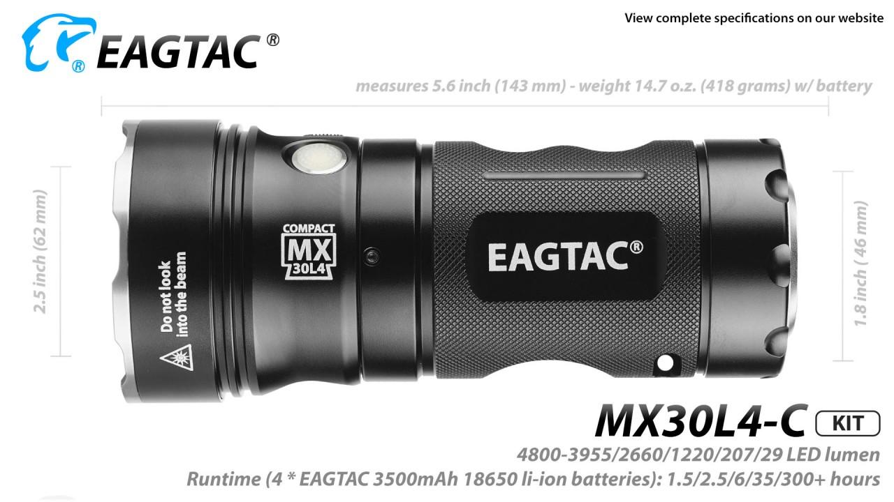 EAGTAC MX30L4C-1