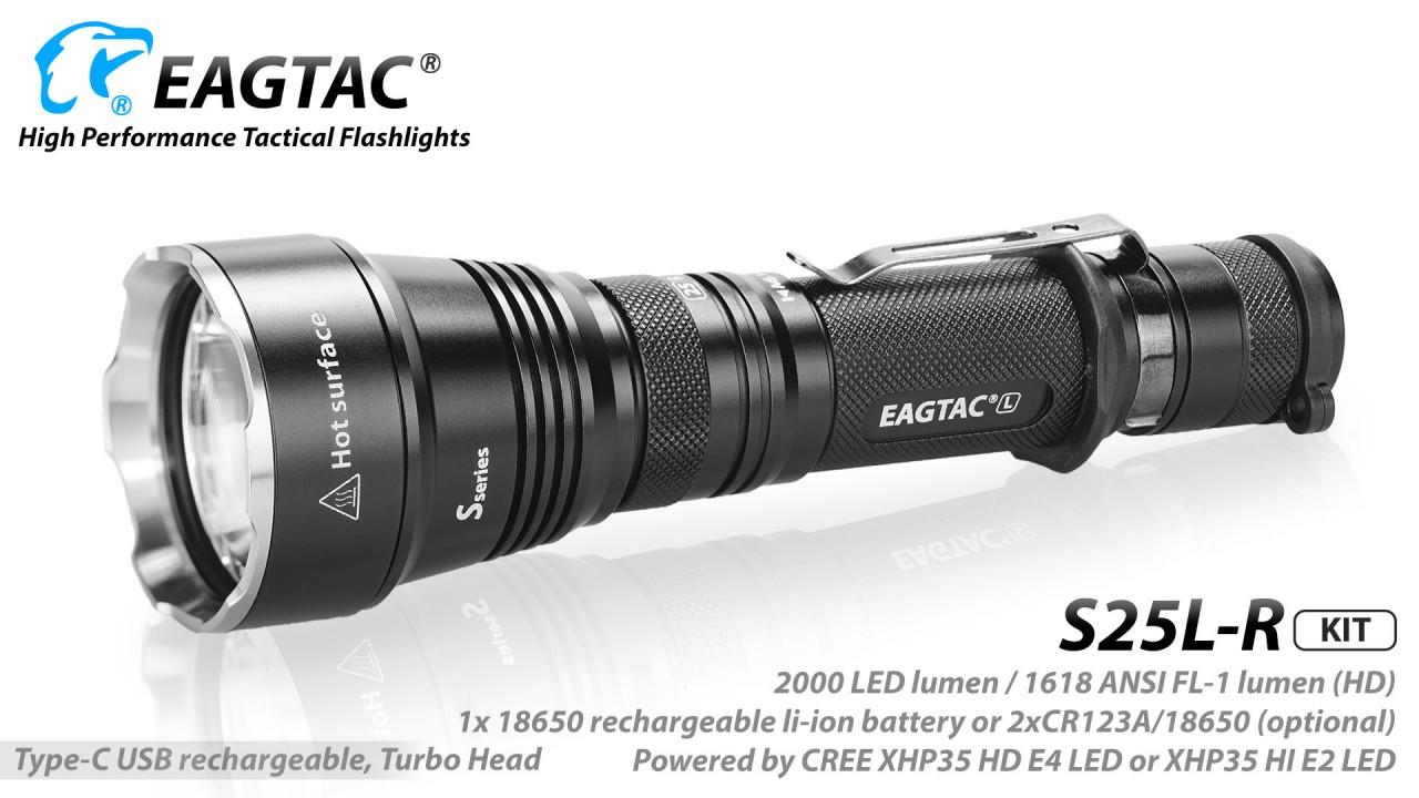 EAGTAC S25L-R-9