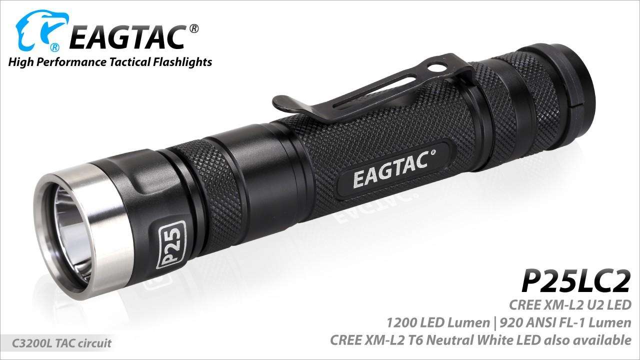 EAGTAC P25LC2, XM-L2 U4